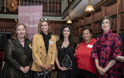 The Gowland Awards 2018